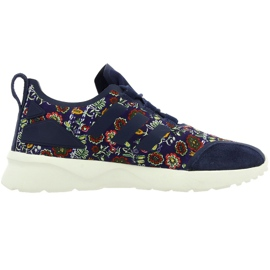 Blue Adidas Originals Zx Flux Adv Verve shoes in S75985