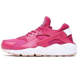 Pink Nike Wmns Air Huarache Run Shoes W 634835-606-S