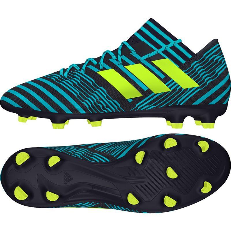 Adidas Nemeziz 17.3 Fg M football shoes navy