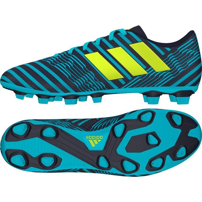 Adidas Nemeziz football boots 17.4 blue