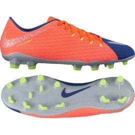 Football shoes Nike Hypervenom Phelon Iii Fg M 852556-409