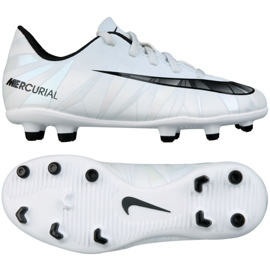 Football shoes Nike Mercurial Vortex Iii CR7 Fg Jr. 852494-401