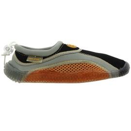 Aqua-Speed Jr. neoprene beach shoes brown ['multicolour']
