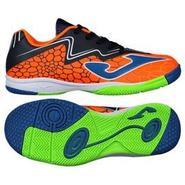 Indoor shoes Joma Super Copa In Jr SCJS.808.IN orange green
