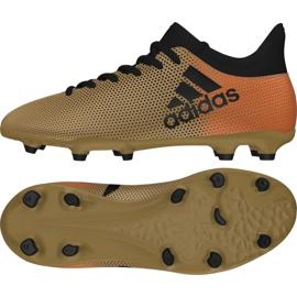 Football Shoes Adidas X 18 3 Fg M Bb9368 White White Butymodne Pl
