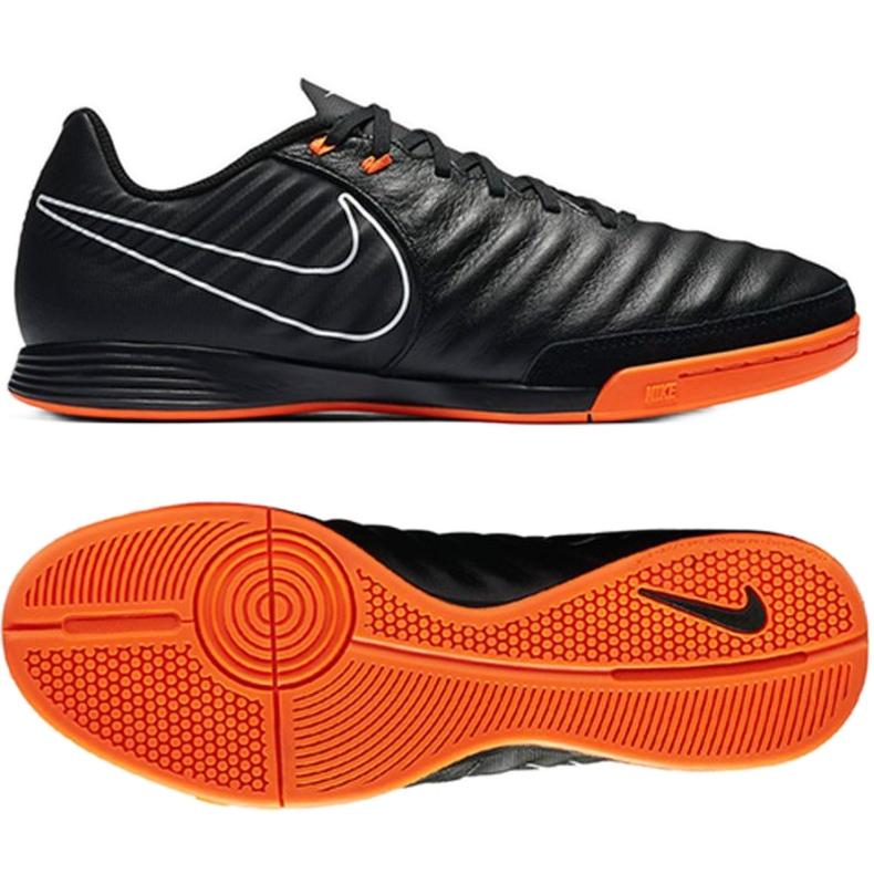 Football shoes Nike Tiempo Lunar LegendX black