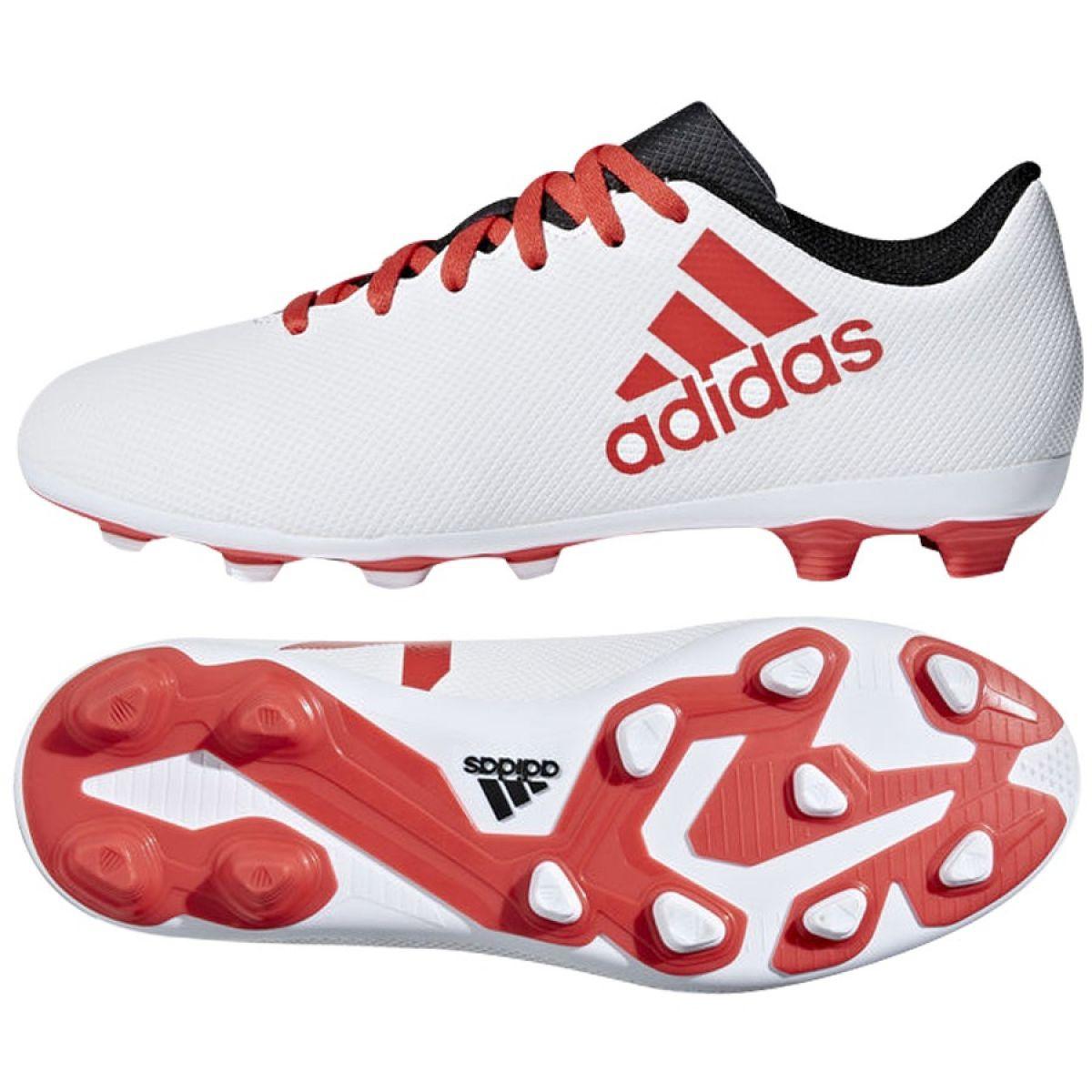 best website eb5f6 6692f Football shoes adidas X 17.4 FxG Jr CP9015