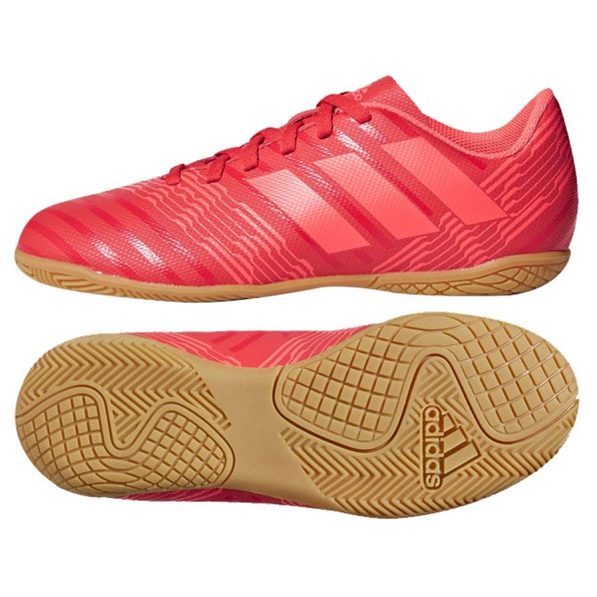fcad48d24 Adidas Indoor shoes Nemeziz Tango 17.4 In Jr CP9222 - ButyModne.pl