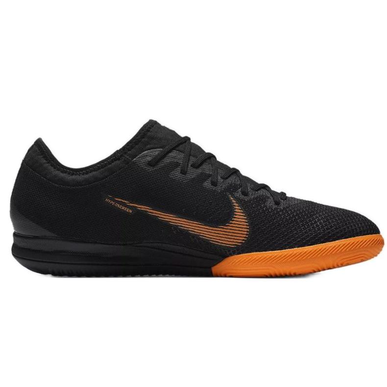 Nike Mercurial Vapor 12 Pro indoor shoes black