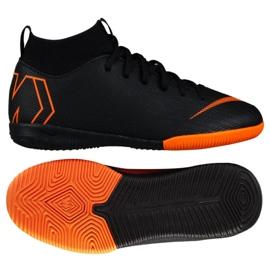 Indoor shoes Nike Mercurial SuperflyX 6 Academy Gs Ic Jr AH7343-081 orange black