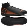Nike Mercurial Superflyx 6 Club indoor shoes black