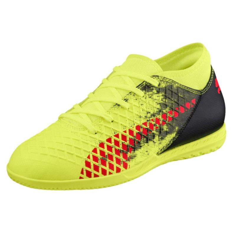 Reebok Football boots Puma Future 18.4 It Jr 104337 01 yellow yellow