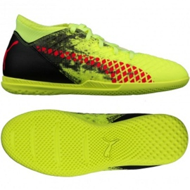 Football boots Puma Future 18.4 It Jr