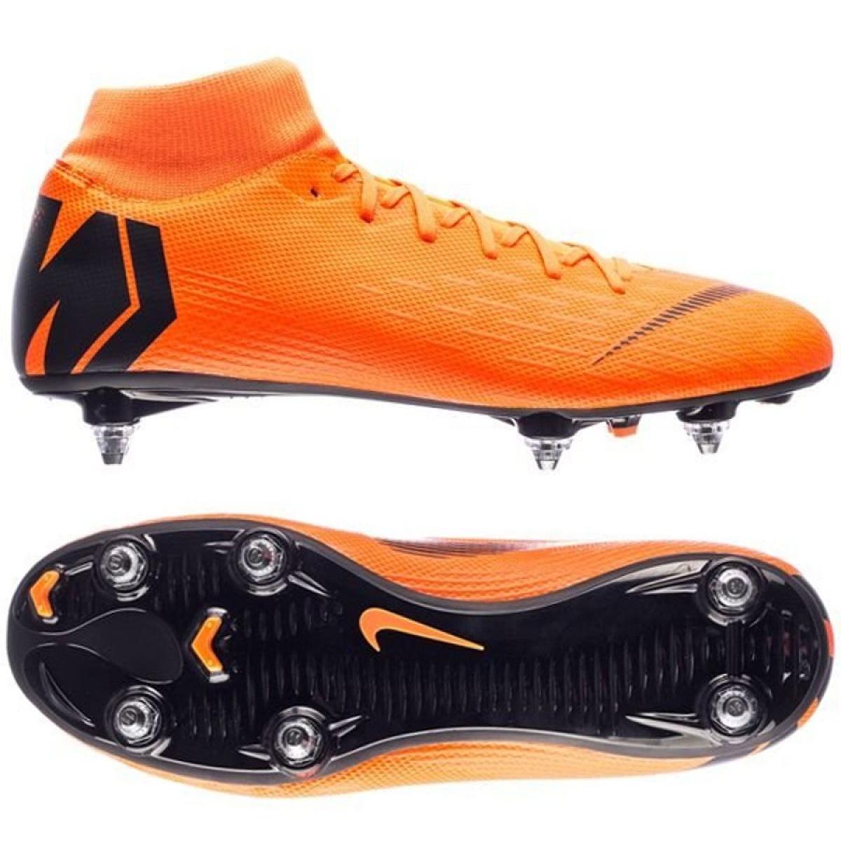 best website d0cd7 162f5 Nike Mercurial Superfly 6 Academy Sg Pro M AH7364-810 Football Shoes