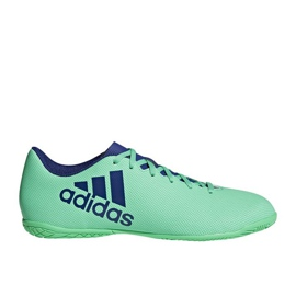 Adidas X Tango 17.4 In M indoor shoes green