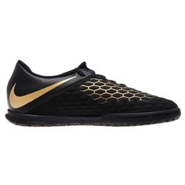 Nike Hypervenom Phantomx 3 indoor shoes black