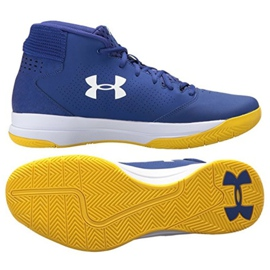 Under Armour Basketball shoes Under Armor Jet Mid M 3020224-500