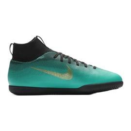 Indoor shoes Nike Jr Mercurial Superflyx 6 Club CR7 Ic AJ3087-390 blue blue