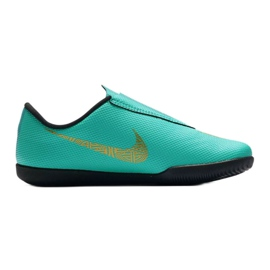 Nike Mercurial Vapor 12 indoor shoes turquoise