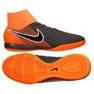 Football shoes Nike Magista Obrax 2 Academy Df Ic M AH7309-080-S grey gray / silver