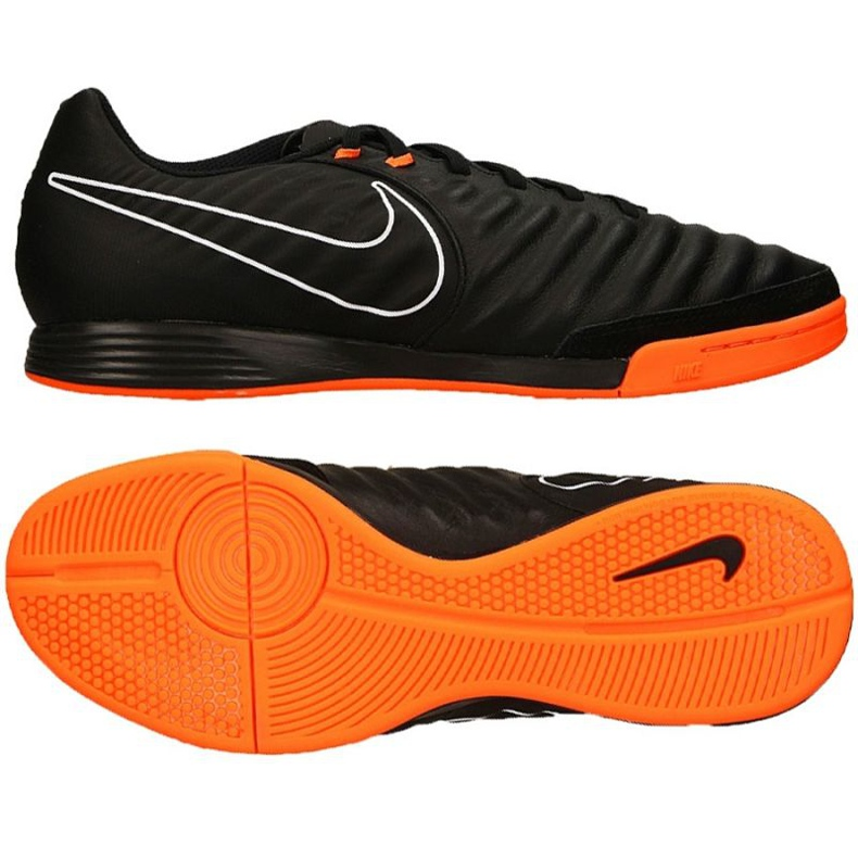 Football shoes Nike Tiempo LegendX 7 black
