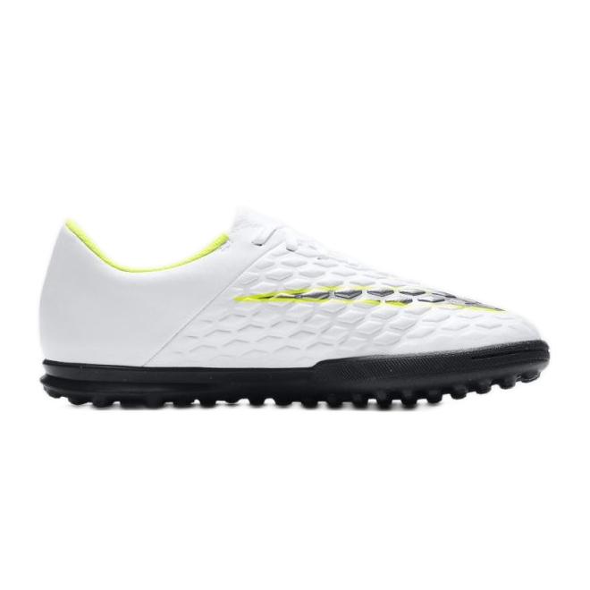 get online sports shoes cozy fresh Football shoes Nike Hypervenom Phantomx 3 Club Tf Jr AJ3790-107 white white