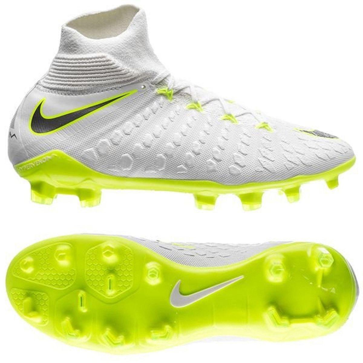 a99d179a4 Football Shoes Nike Hypervenom Phantom 3 Elite Dynamic Fit Fg Jr AJ3791-107