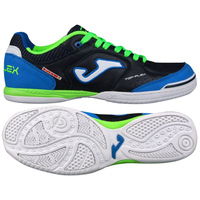 Indoor shoes Joma Flex 803 In M TOPS.803.IN multicolored navy blue