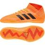 Adidas Nemeziz Tango 18.3 IN Jr DB2373 football shoes orange