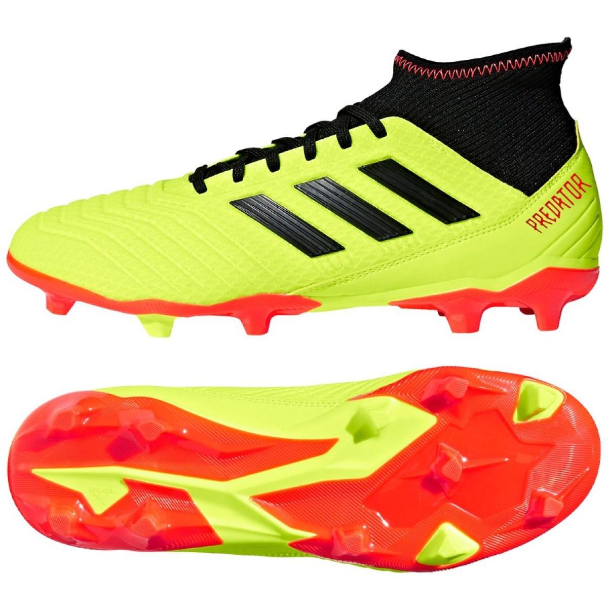 Football bottes adidas Prougeator 18.3 Fg M DB2003
