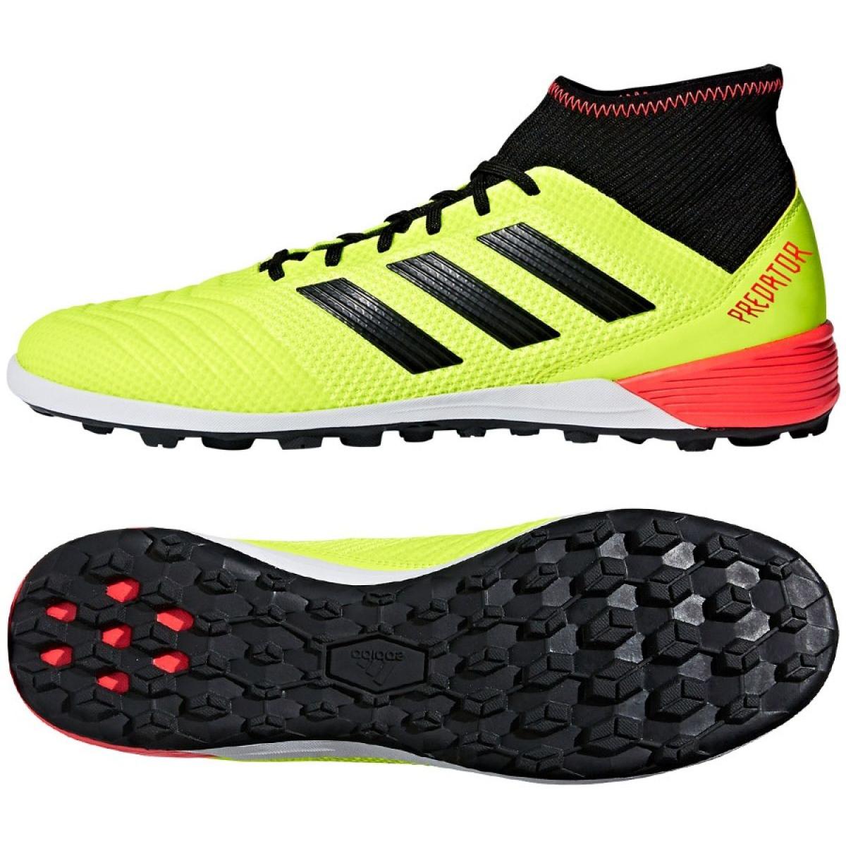Football bottes adidas Prougeator Tango 18.3 Tf M DB2134