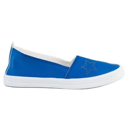 Kylie Slip-on sneakers blue