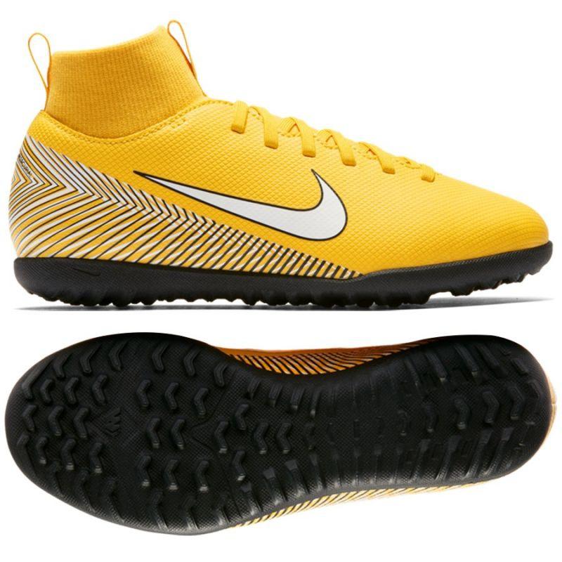 best service e15e3 ac383 Football shoes Nike Mercurial Superfly 6 Club Neymar Tf Jr AO2894-710