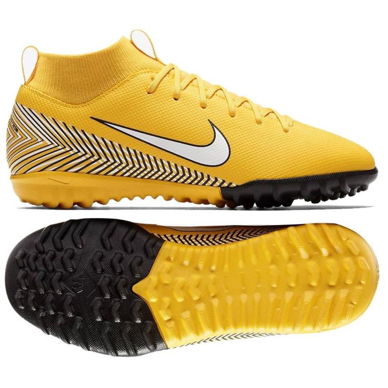 sports shoes 81897 76e0c Nike Mercurial Superfly 6 Academy Gs Neymar Tf Jr AO2887-710