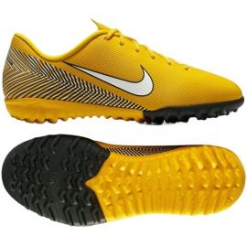 Nike Mercurial Vapor 12 Academy Football Shoes Neymar Tf Jr AO9476-710