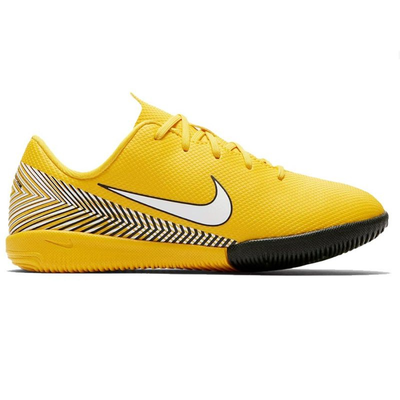 doloroso escaramuza zona  Nike Mercurial Vapor 12 Academy shoes Neymar Ic Jr AO2899-710 yellow yellow  - ButyModne.pl
