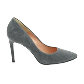 Espinto 456 pumps on the gray pin