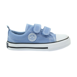 American Club blue American sneakers sneakers children's shoes