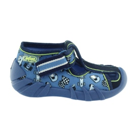 Blue Befado children's shoes 190P083