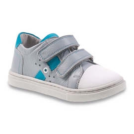 Befado children's shoes 170X010 grey multicolored