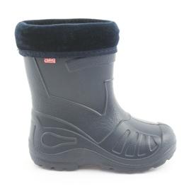 Befado children's shoes kalosz- garnet 162P103 navy