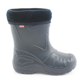 Befado children's shoes galosh-garnet 162Y103 navy