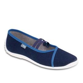 Befado youth shoes 345Q158 navy
