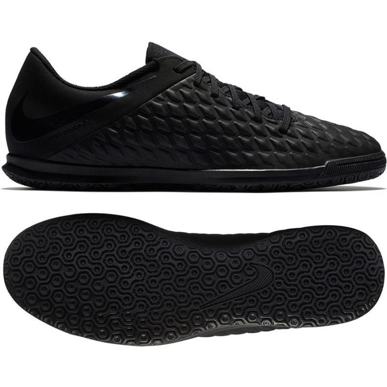 Nike Hypervenom Phantomx 3 Club shoes black