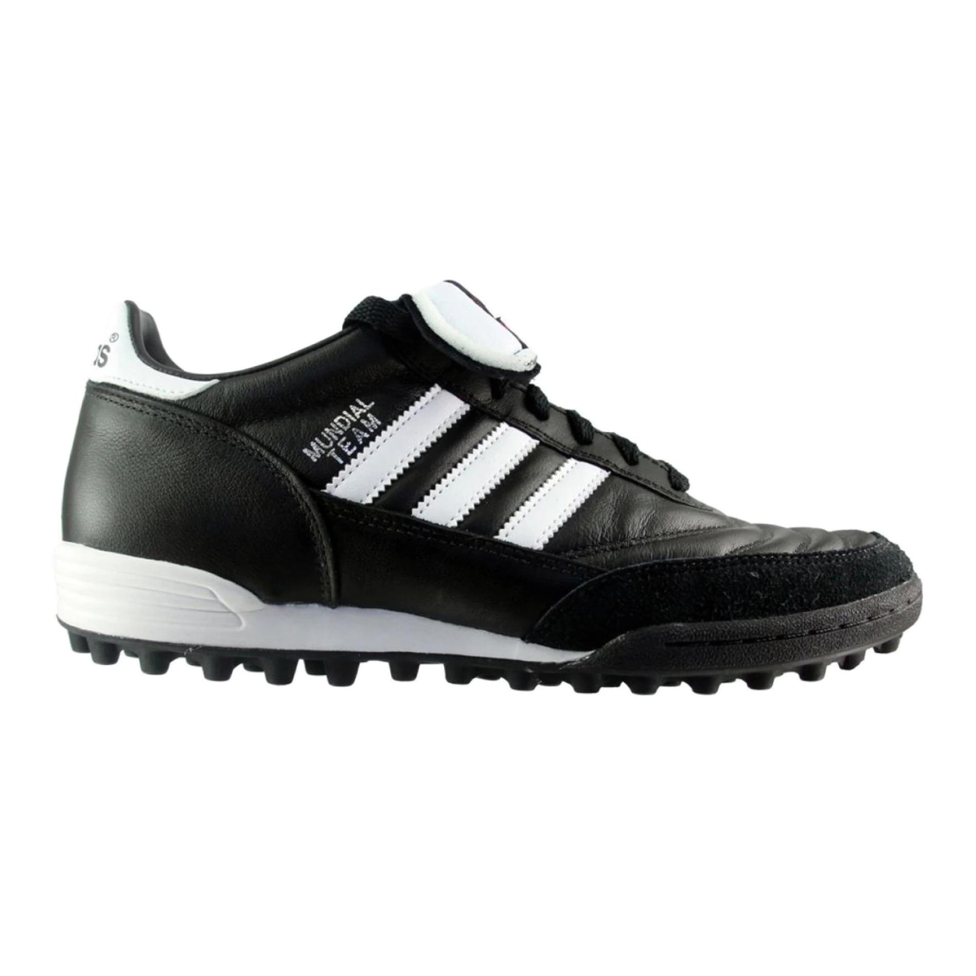 Football boots adidas Mundial Team Tf 019228 black multicolored