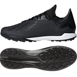 Adidas X Tango 18.3 Tf M DB2476 football shoes black black