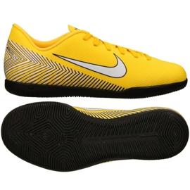 Nike Mercurial Vapor 12 football shoes yellow yellow
