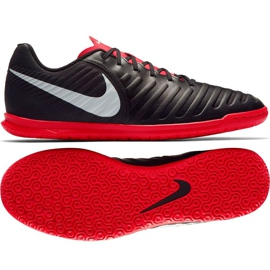 Shoes Nike Tiempo LegendX 7 Club IC AH7245-006 black