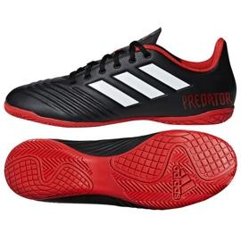Adidas tango shoes Preadator Tango 18.4 In M DB2136 black black
