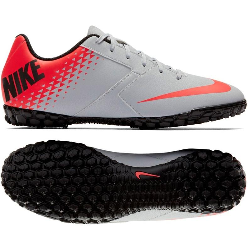 Football shoes Nike Bombax Tf M 826486-006 multicolored white